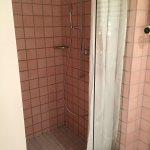 creepy 1950's shower
