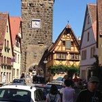 Rothenburg ob der Tauber Gate