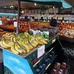 Muitas frutas