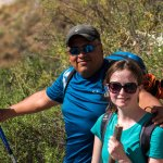 Guide Johselm Canto and me