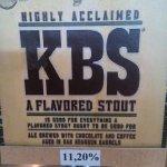 Dette er etiketten på øl nr. 2