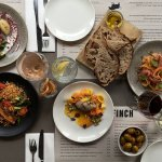 Ox and Finch: Contemporary, relaxed sharing dining. 920 Sauchiehall Street, GLASGOW.