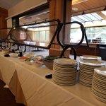 World Class Buffet meals