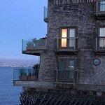 The Inn Above Tide Foto