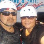 Helmets and Life Jackets provided