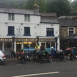 Summer is back and Matlock bath is shining a gain from the beauty of bikes like a chain of beaut
