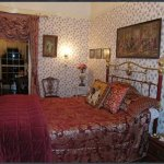 Romantic  Ruby room