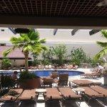 Pool at Waikiki Outrigger next door