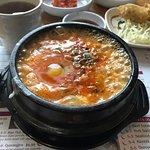 Oyster Tofu Stew (SoonDoFU)