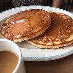 2/3 massive pancakes!