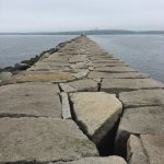 Foto di Rockland Breakwater Light