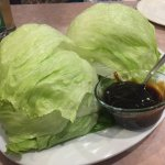 Lettuce Wrap leaves