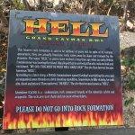 Hell Foto