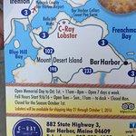 Bar Island Trails