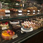 So many delicious things to choose from!