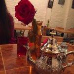 House mint tea