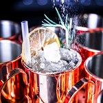 Cocktails at Migas