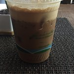 Angeleno coffee drink - yummy and strong!