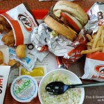 Burgers, chicken tenders and more