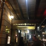 Photo de Benjamin Steakhouse