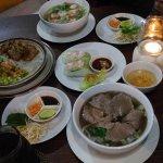 Food we have in Pho Hita