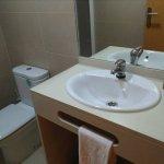 Lavabo y wc
