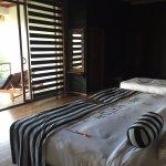 A premium deluxe room