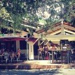 Terrasse Restaurant Rive Gauche