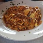 Tagliatelle Bolognese (Special) - excellent and would reccommend