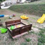 Area gioco per bambini - Kids playground
