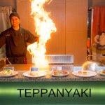 Live Teppanyaki