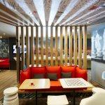 Effet de Lumière, Espace Lounge