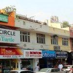 Few Outlets View in Khan Market