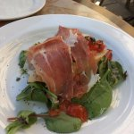 Bruschetta siciliana
