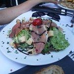 Salade du menu à 16.90