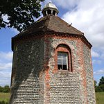 Where doves don't cry - the dovecote.