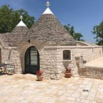 One of the Trulli houses