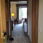 Zimmer-Eingang