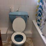 This is the 1980s toilet that blocked constantly
