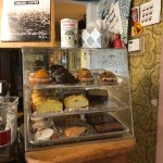 some bakery items available