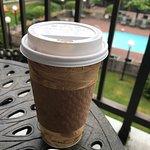 medium coffee, 16 oz
