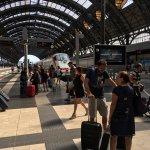 Trains arrangements and schedules seem smooth