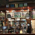 Barside featuring local specials