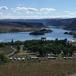Resort and Lake