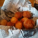 Hush Puppy appetizer