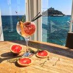 Mediterranean Fizz Cocktail