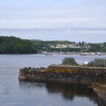 View to Tobermory from Aros pier