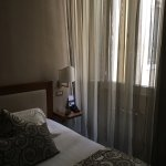 Very good hotel with very welcome staff. Very friendly and clean, and very good location