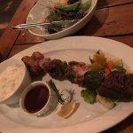 Beautiful Dinner at Anzani
