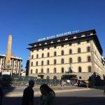 Photo de Grand Hotel Baglioni Firenze